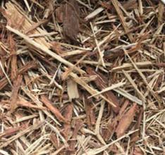 Ecorces de chêne fibreuses