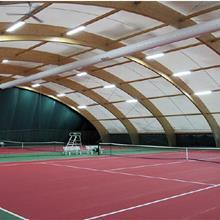 Couvertures tennis et padels