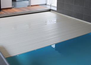 Couvertures et volets piscines