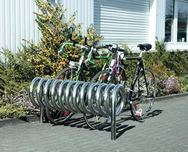 Parking à vélo inox