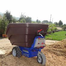 Brouette électrique de capacité 300 kilos