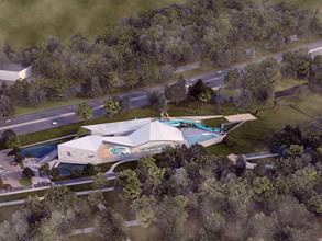 Conception-réalisation en traitement d'eau pour piscines publiques