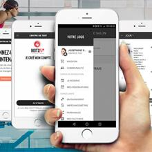 L'application mobile Heitz Fit 3