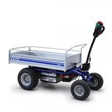 Chariot électrique de capacité 600 kilos