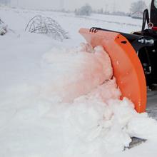 Lame à neige