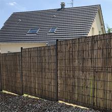 Lames d'occultation pour panneau de clôture
