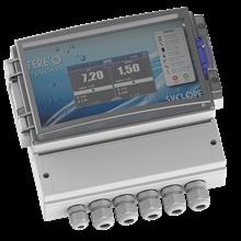 Régulateurs pH + Chlore et température