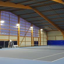 Eclairage Tennis