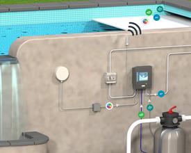 Service de surveillance de piscine connectée Pro