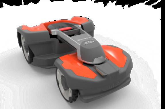 Tondeuse robot à batterie - Photo