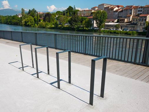 Appui-vélo - Photo