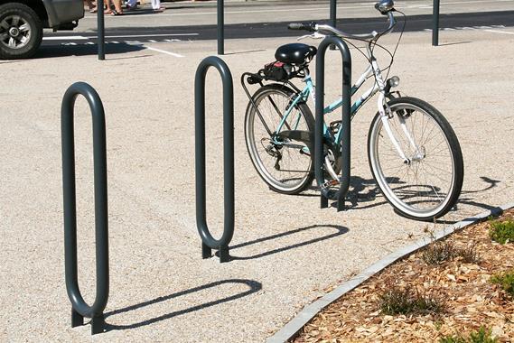 Appui-vélo - Photo 1