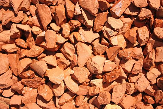 Brique Pilée - Photo 1