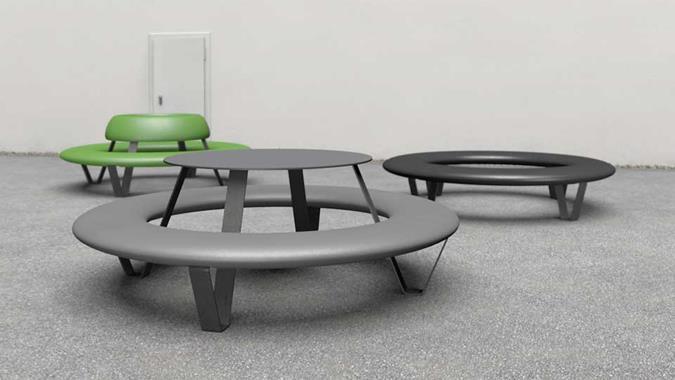 Table pique-nique - Photo 1