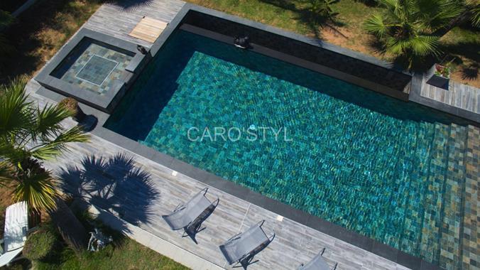 Carrelage pour piscine  - Photo 1