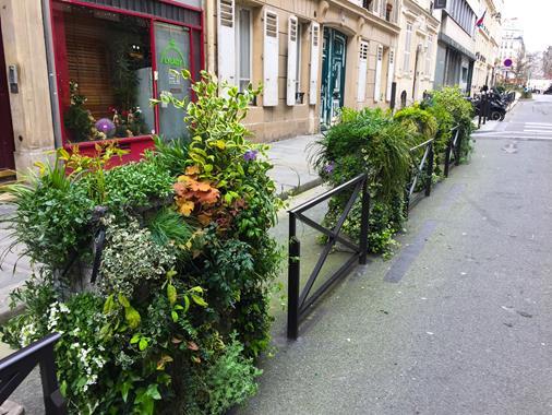 Bac à fleurs - Photo 1