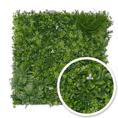 Mur végétal immitation  - Photo 1