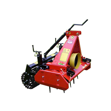 Préparateurs de sols à herse rotative - Préparateur de sol à herse rotative - Photo 1