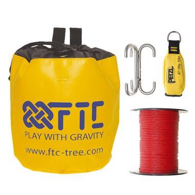 Equipement de protection individuel - Kit Grappin pour arboristes-grimpeurs - Photo 1