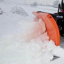 Lames à neige, fraises à neige, brosses à neige - Lame à neige - Photo 1
