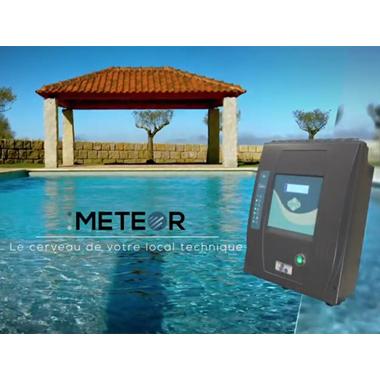 Coffret multifonction intelligent et connecté pour piscine - Photo 1