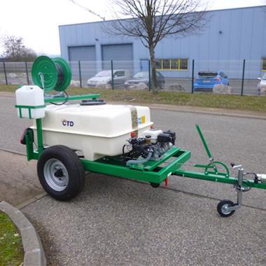 Pulvérisateurs autonomes - Remorque de pulvérisation - Photo 1