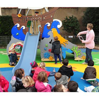 Smart Playground - La Petite Sirène et le vilain petit canard - Photo