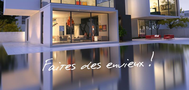 Piscine miroir - Photo 1