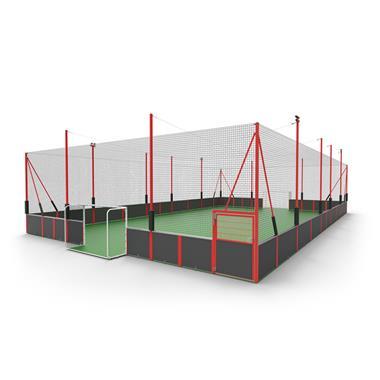 Terrain de soccer - Photo 1