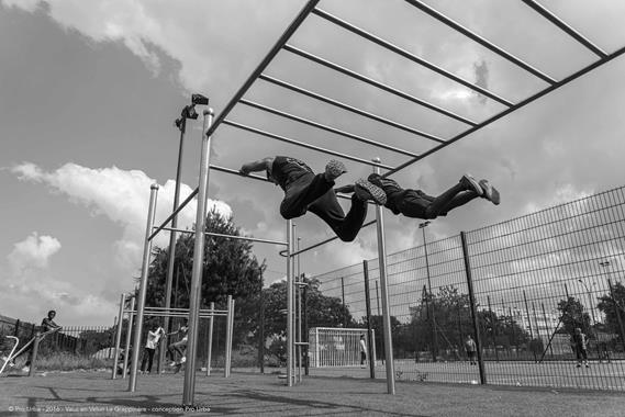 Street Workout - Photo