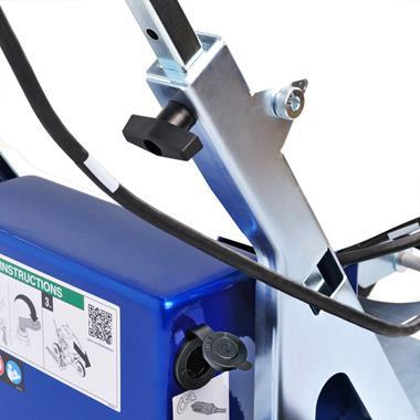Machine de traçage Airless Electrique - Photo