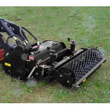 Enfouisseurs pour mini chargeurs et chargeurs compacts - Enfouisseur pour mini chargeurs et chargeurs compacts - Photo 1