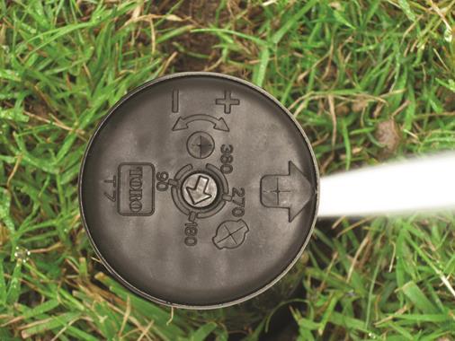 Arroseurs à turbine - Photo