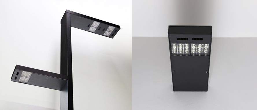 Lanterne brevetée Sleds - Photo